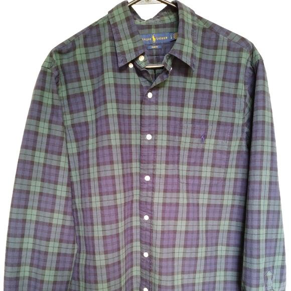 Ralph Lauren Other - Ralph Lauren Large Button Up Long Sleeve shirt